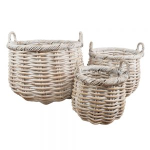 Airlie baskets