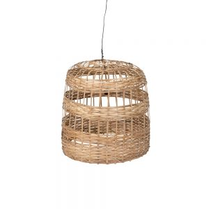 Medium Bamboo Pendant Light