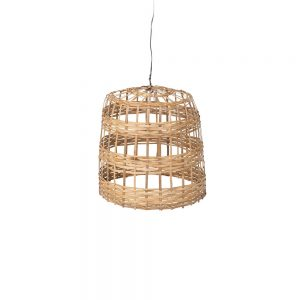 Small Bamboo Pendant Light