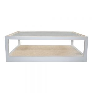 Palm Beach Coffee Table – White